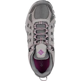 Columbia Redmond XT Waterproof Schoenen Dames, charcoal/intense violet